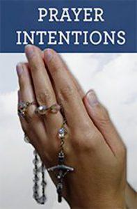 Submit Catholic Prayer Intentions | Catholic World Mission