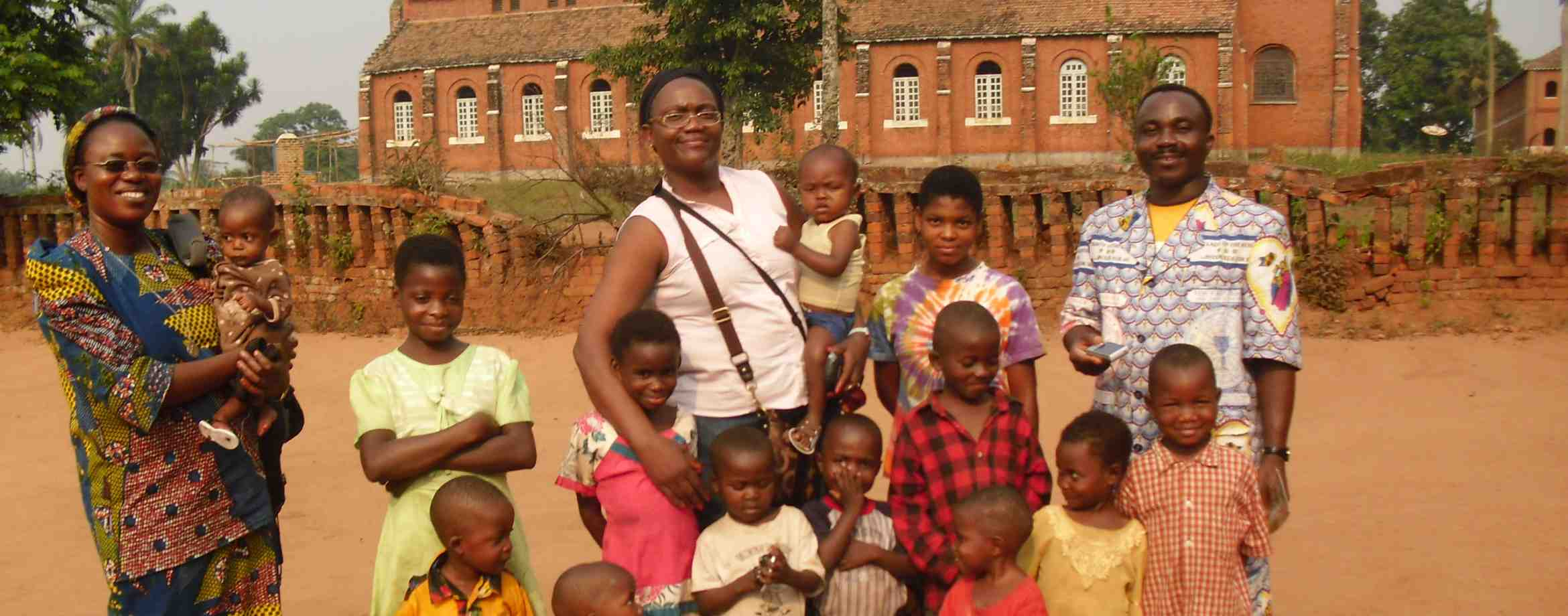 help orphans in the DR Congo