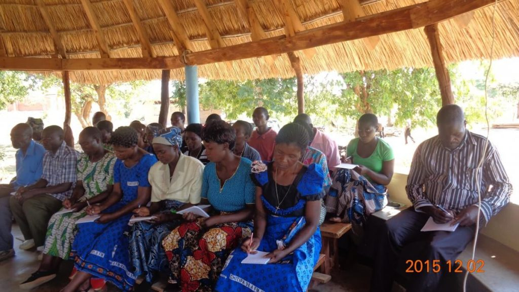 Catholic Lay Missionaries in Training in Malawi