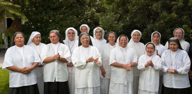 Chile - Congregation of the Good Samaritan are the religious sisters who do amazing work on the front lines of healthcare in Chile