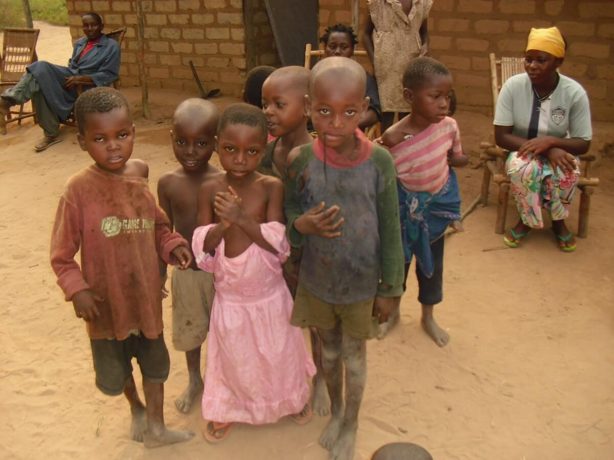 The orphans in DR Congo need your help