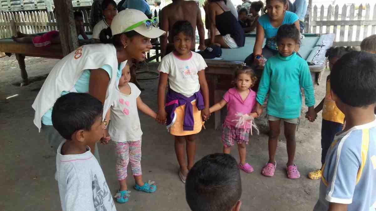Ecuador earthquake relief for kids