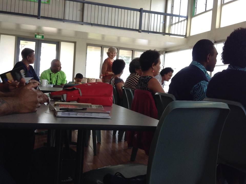 NFP & TOB - Fiji Mission