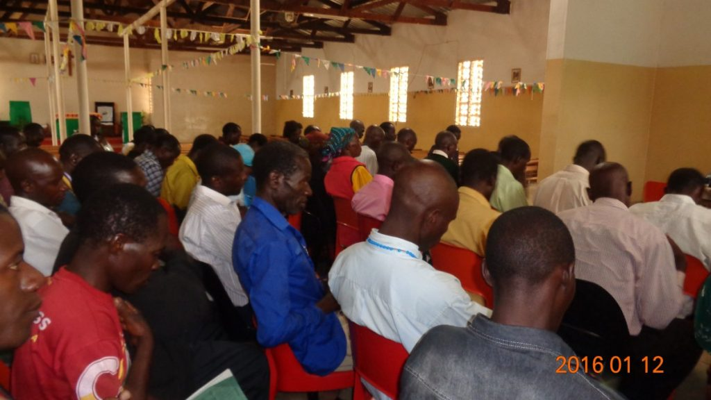 Training Catholic Missionaries in Malawi