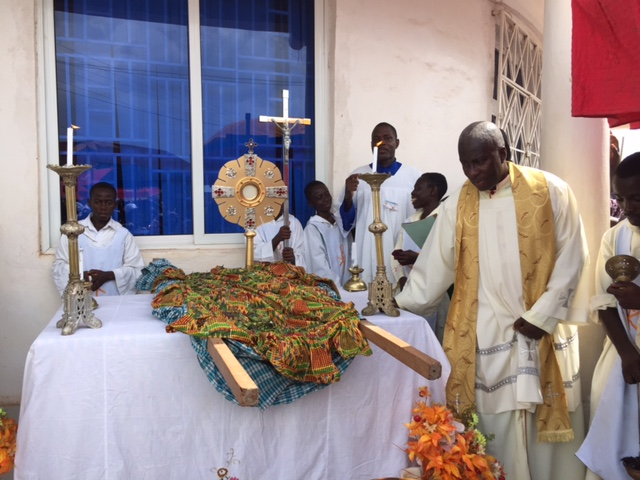 Ghana – Catholic World Mission