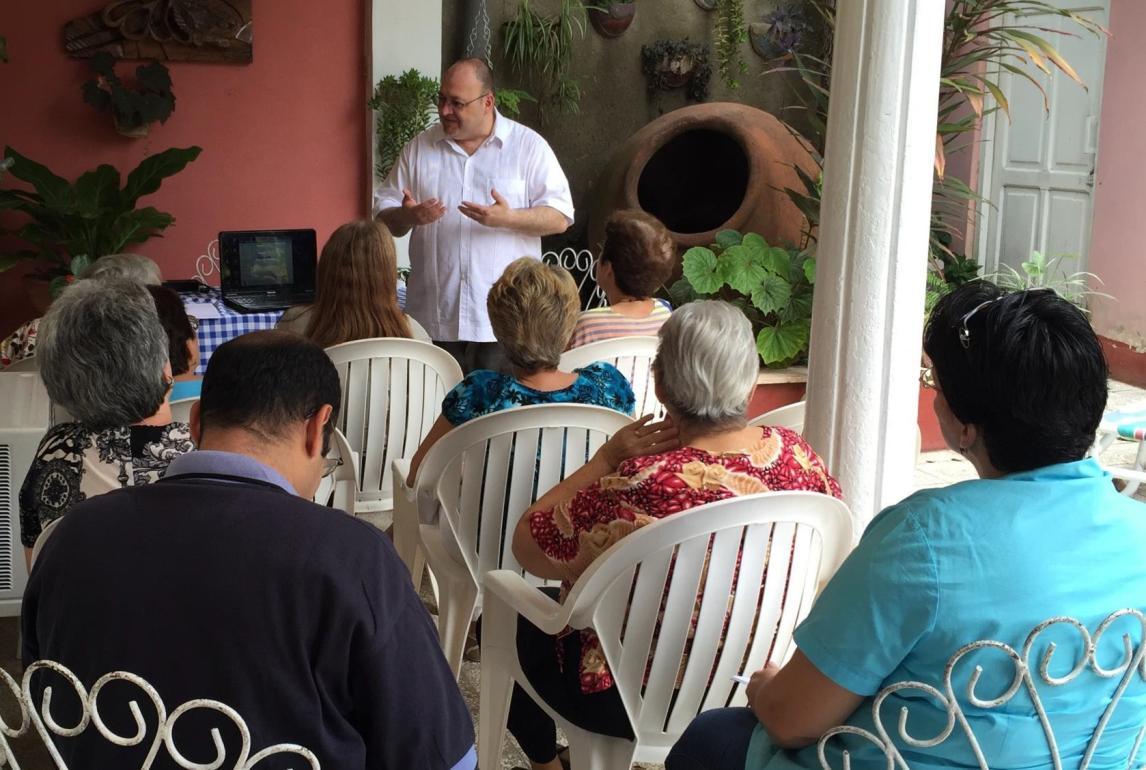 The School of the Faith - Cuba