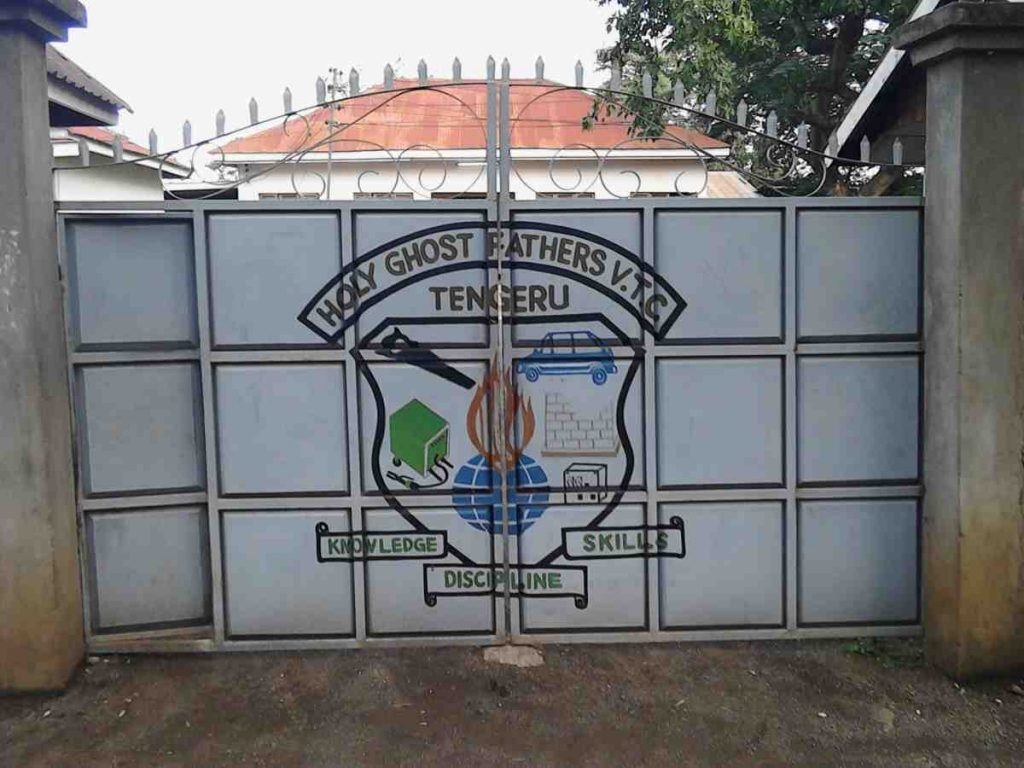 Vocational training campus in Tanzania