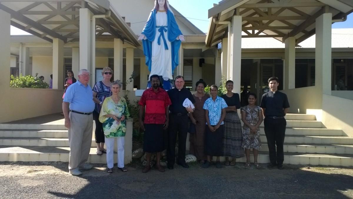 Missionaries and Intructors FIJI
