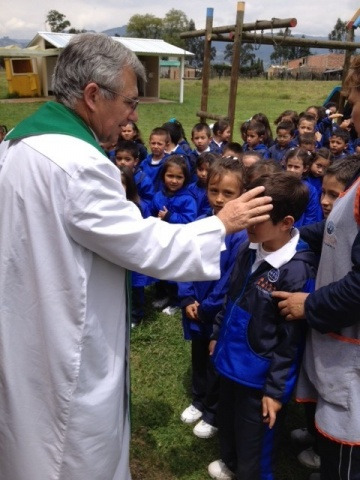 Mass in Mano Amiga Zipaquirá - Colombia
