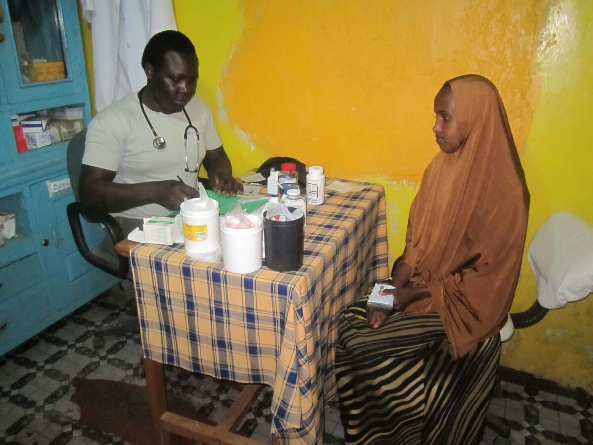 Medical clinic in Kenya for the Poor