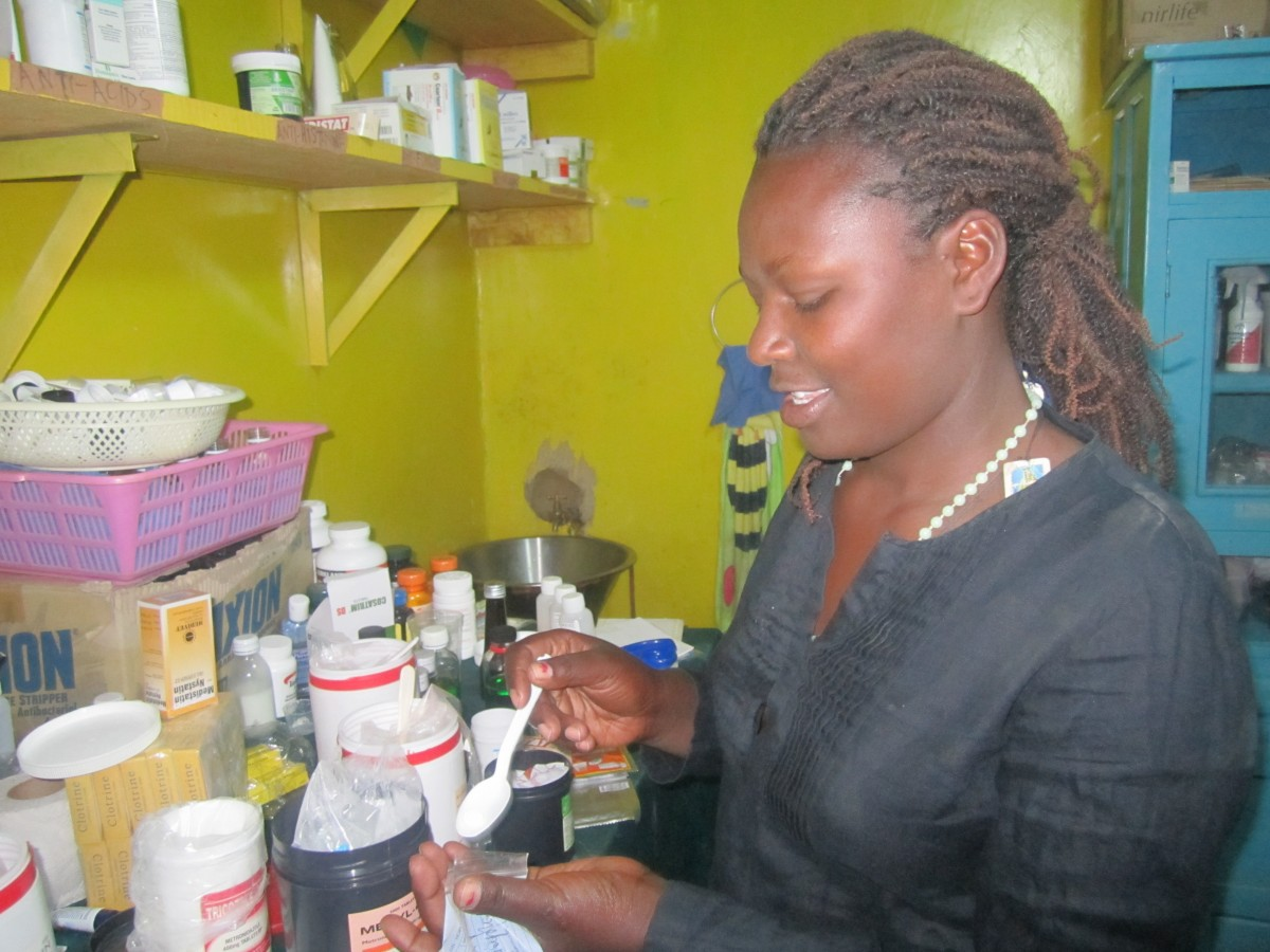 free medical treatment for the poor in Kenya