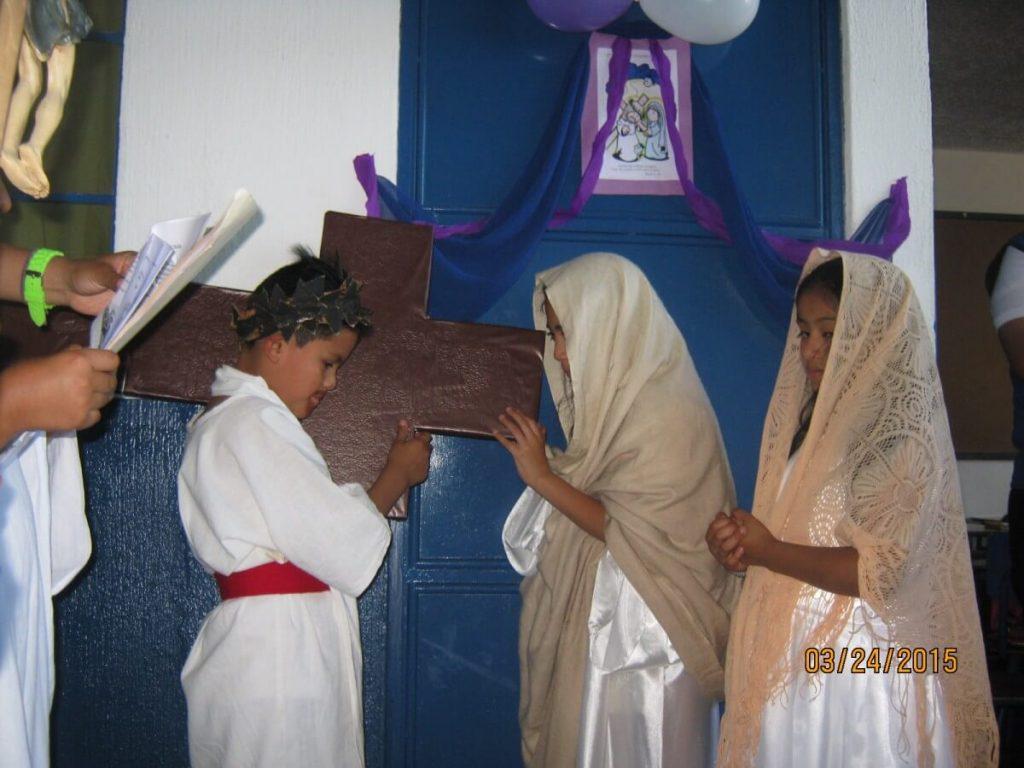 Student evangelization in guatemala