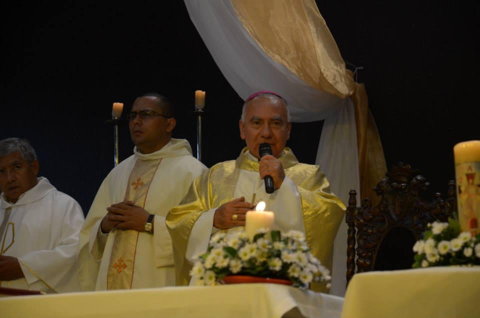 Eucharistic Celebration - Gospel of Peace - Mexico