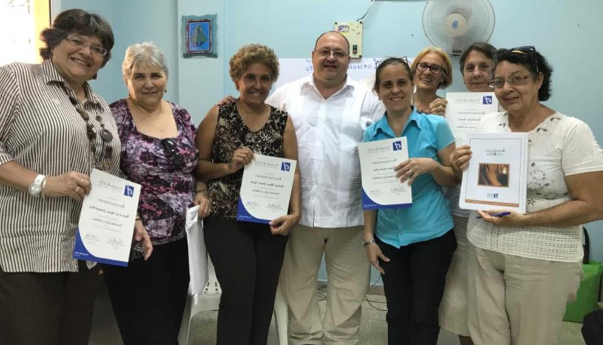 Cuban Catholic Missionary Work