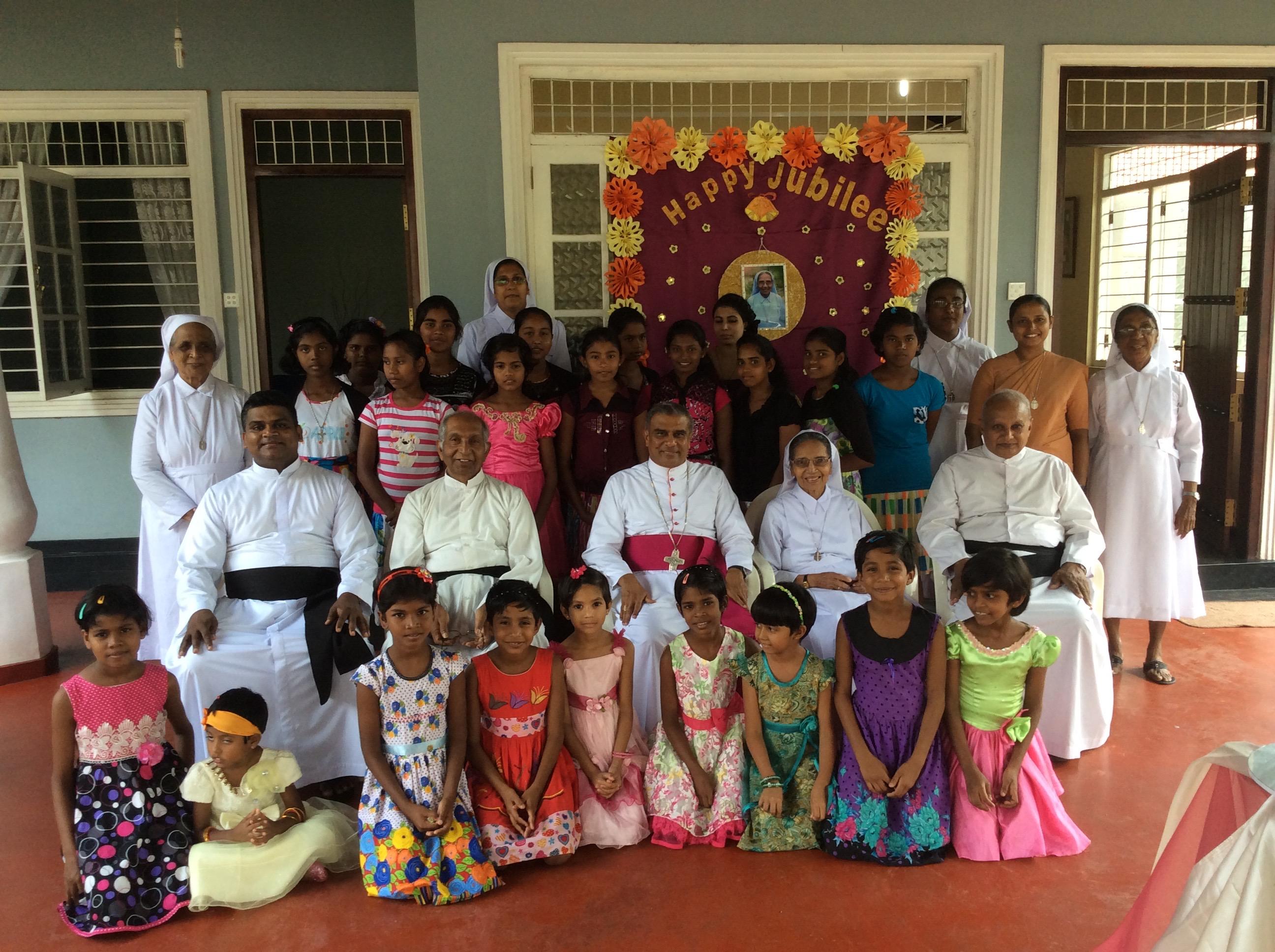 Catholic missionary work in Sri Lanka