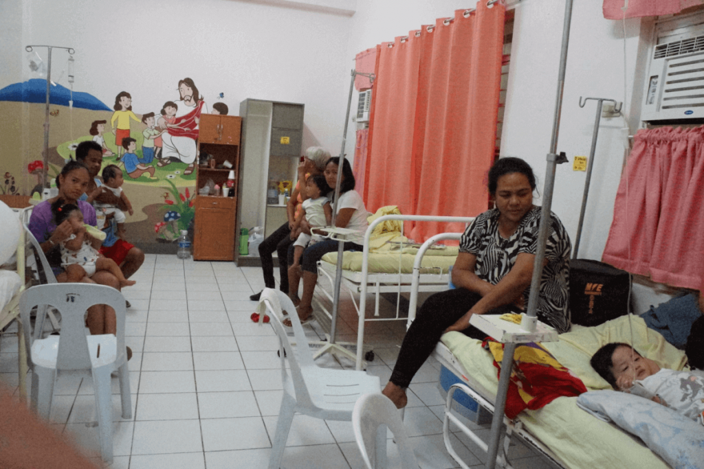 Divine Word Hospital Pediatric Ward - Philippines