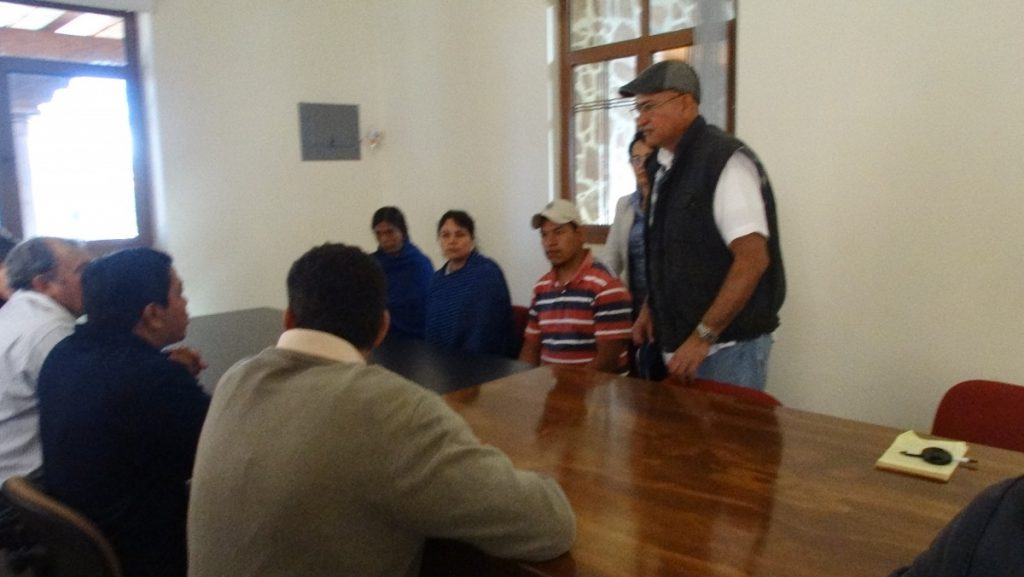 Catholic World Mission meeting with Catholic Missionaries in Mexico