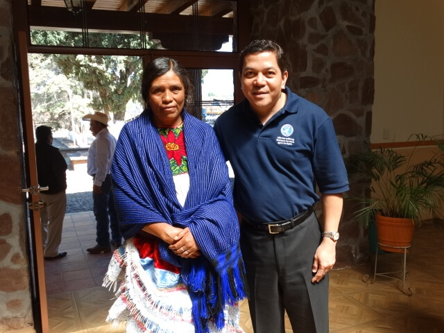Catholic World Mission working with the people of Mexico