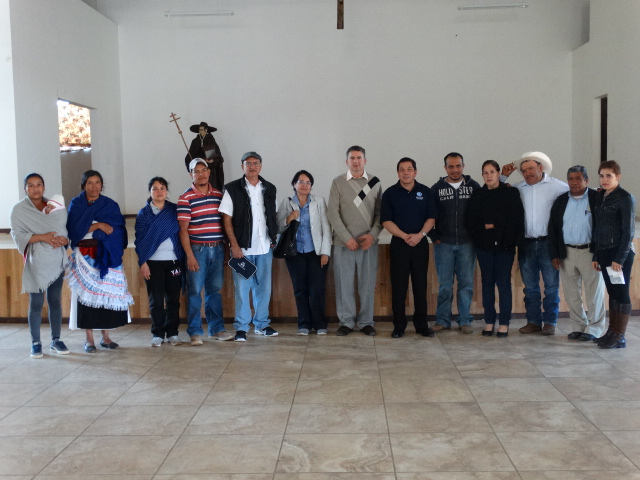 Catholic World Misison working with missionaries in Mexico