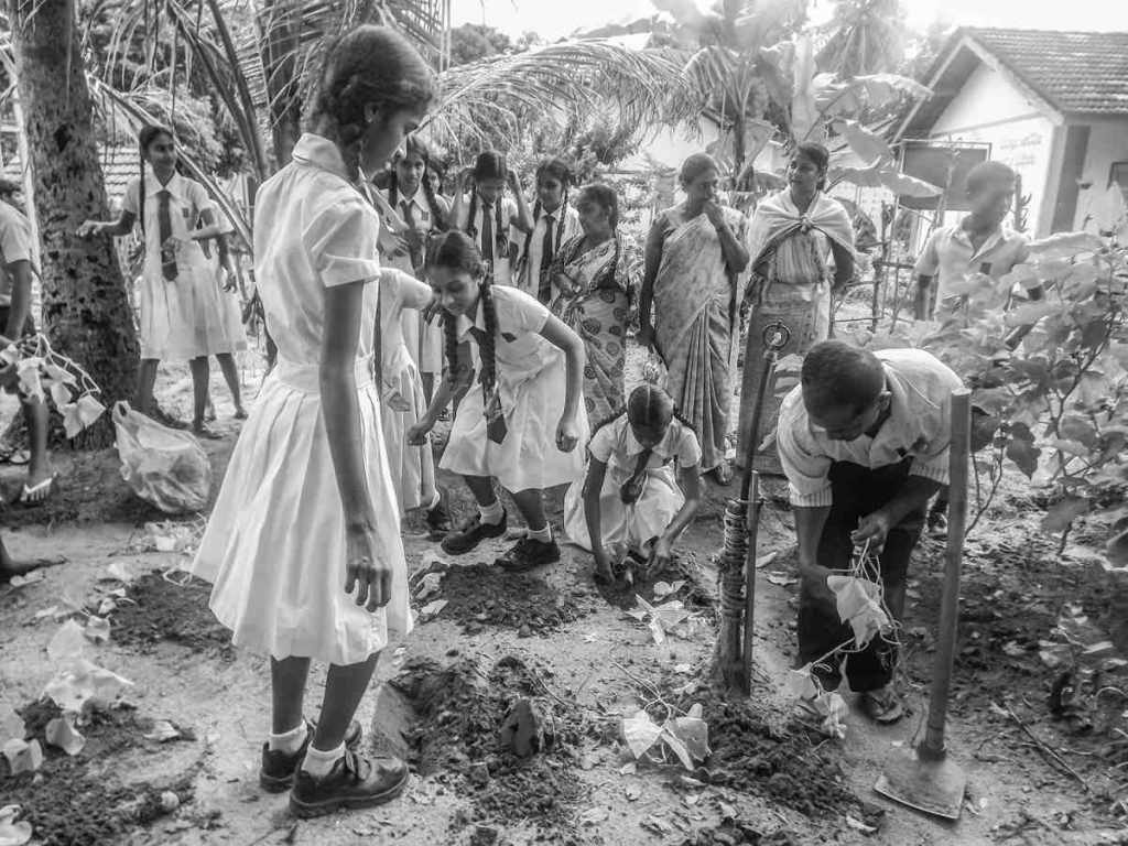 Sisters of the Holy Angels serve Sri Lanka community