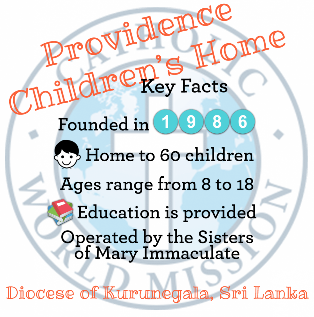 Providence Children's Home Key Facts