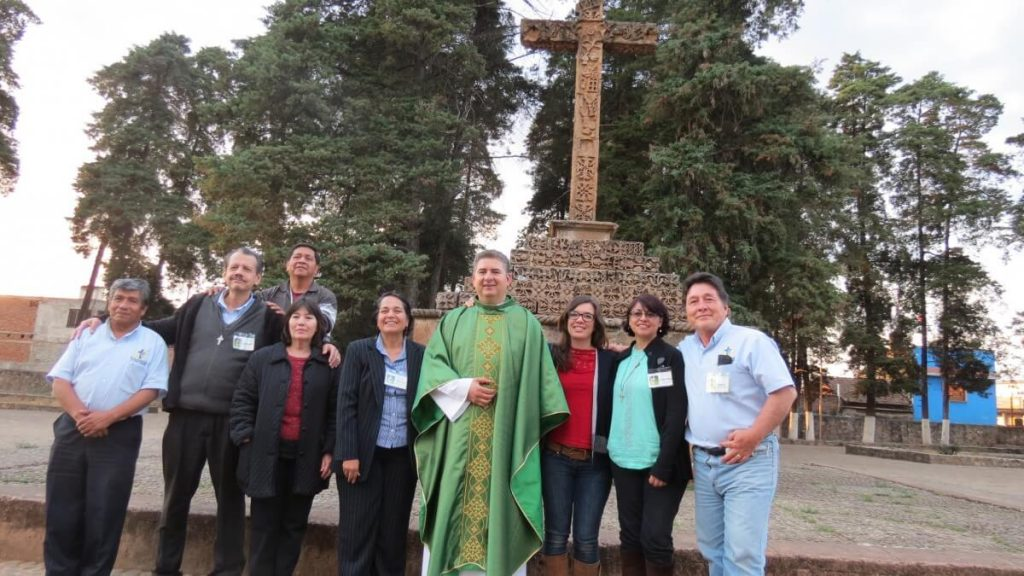 catholic missionary trainers in Mexico