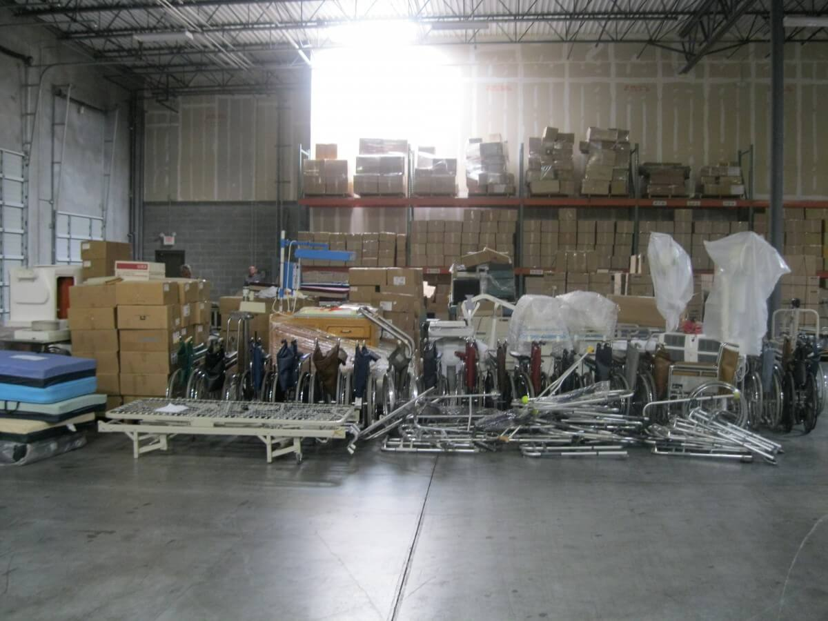 Medical Supplies for Nigerian Medical Mission