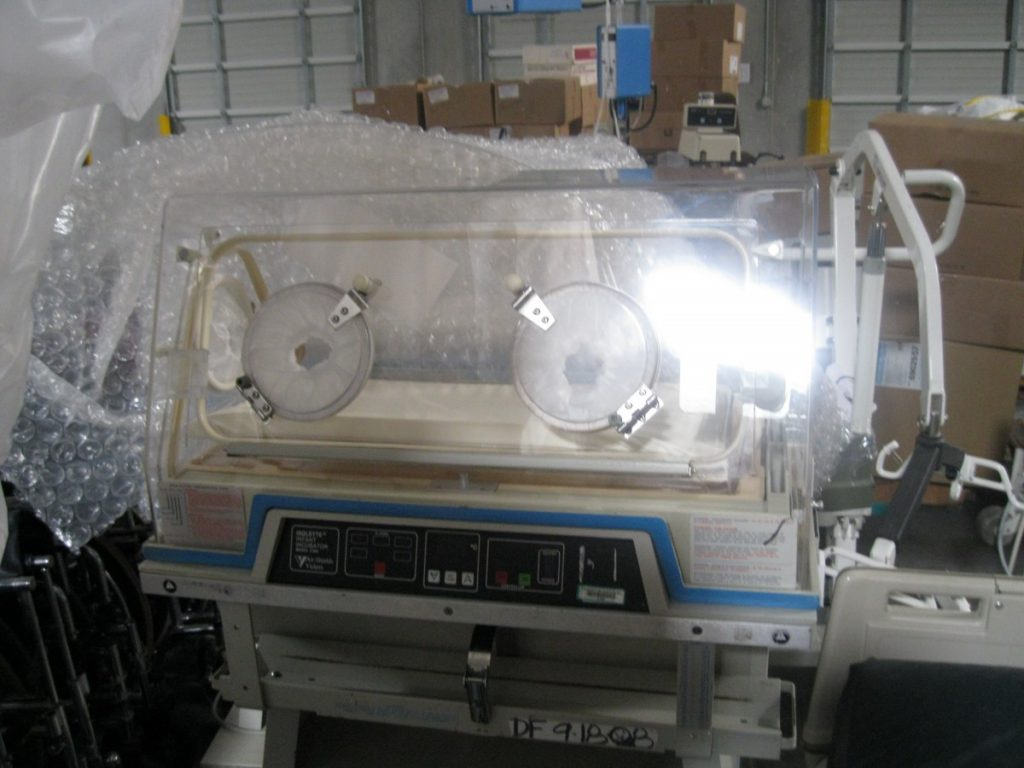 Baby Incubator for Medical Mission in Nigeria