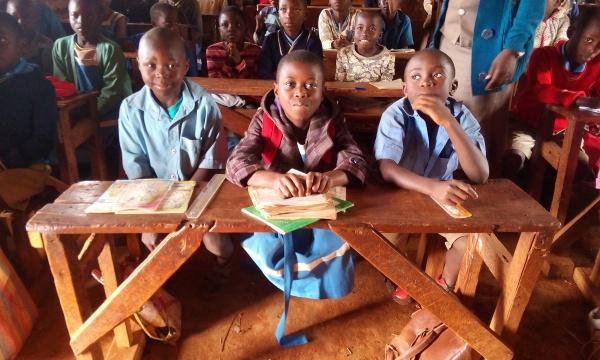 St. Mary\\'s Catholic School - Cameroon