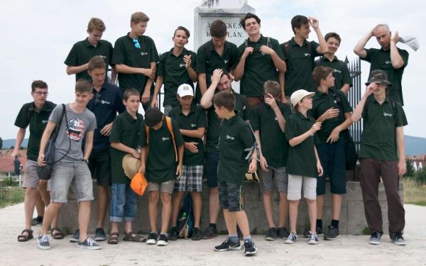 2017 ECYD Boys\' Summer Camp 1