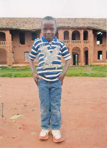 Pierre Tshitoko - Ndekesha Orphan