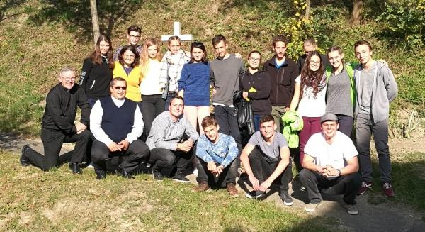 ECYD retreat leadership team