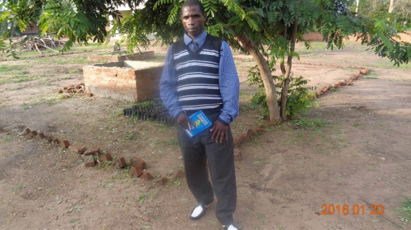 Emmanuel Gondwe, participants from St. Joseph\'s training - Mawlawi