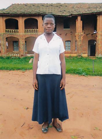 Therese Ntuma - Ndekesha Orphan