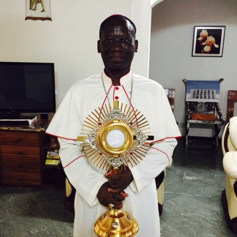 Bishop Gyamfi of Sunyani Diocese