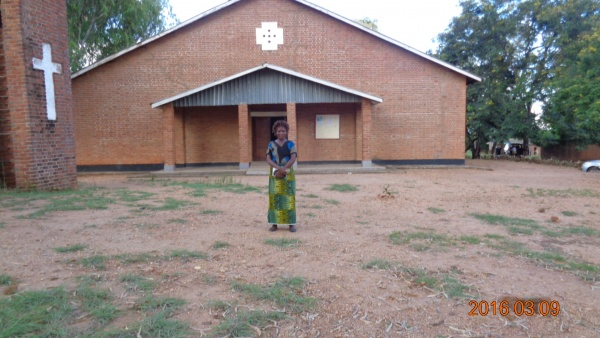 Silva Ipopo, participant of St. Steven\'s training - Malawi