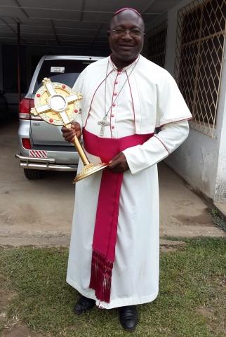Bishop Gabriel Komordji