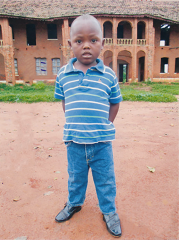 Tshisekedi Emile - Ndekesha Orphan
