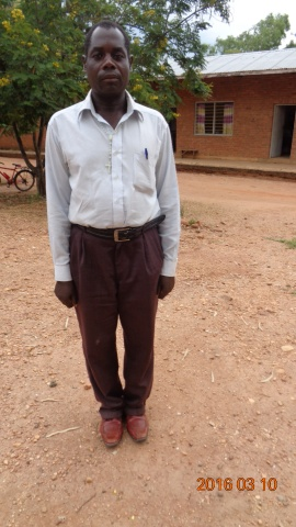 Gervazio Mwamulima, participant of St. Steven\'s training - Malawi