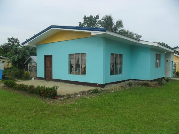 Lonoy Elementary\'s Home Economics Building: Complete! - Philippines