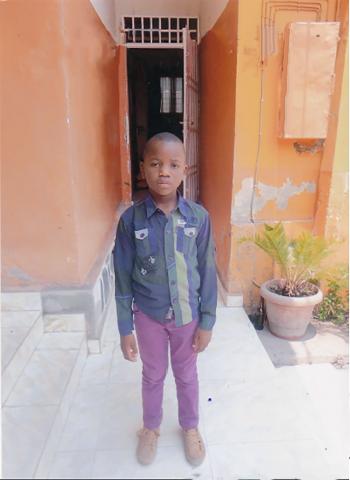 Gauthier Ntumba - Ndekesha Orphan