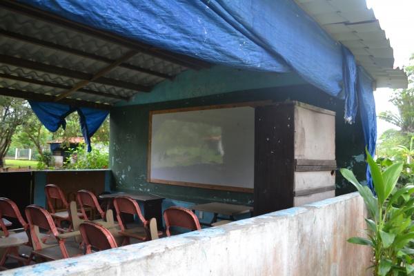 The Elementary School Building - Honduras