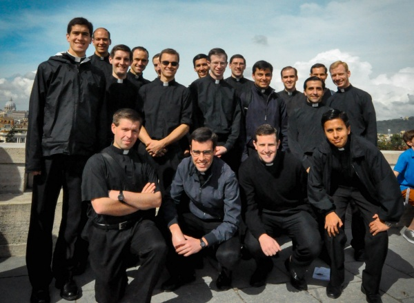 These are some of the men you can help in their journey to the priesthood!