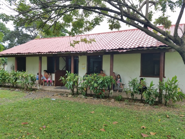 Medical Clinic on the property - Farm of the Child - Honduras