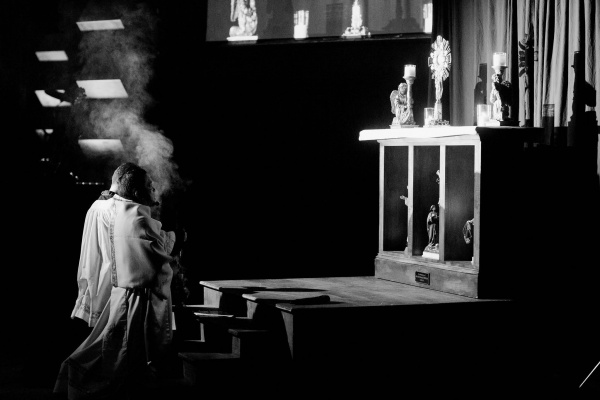Adoration during XLT Atlanta