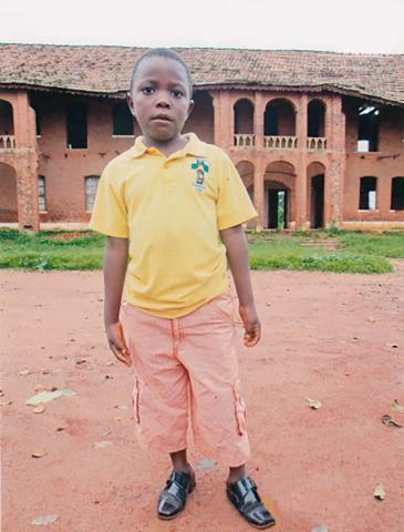 Innocent Ditona - Ndekesha Orphan