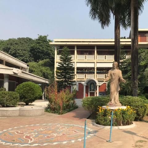 Bangladesh - Holy Spirit Major Seminary in Dhaka