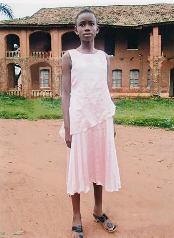Jeanne Ngalula - Ndekesha Orphan