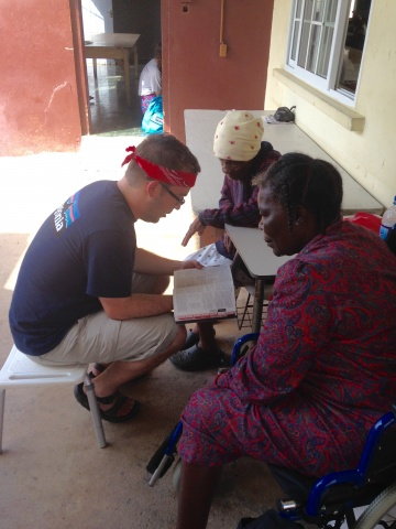 US College Students Experience Christ on their Mission to Jamaica