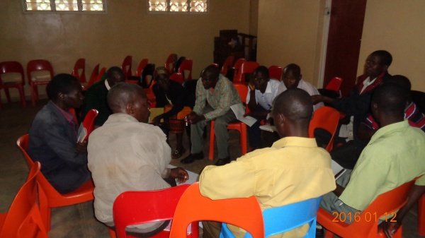 Group discussion - Malawi